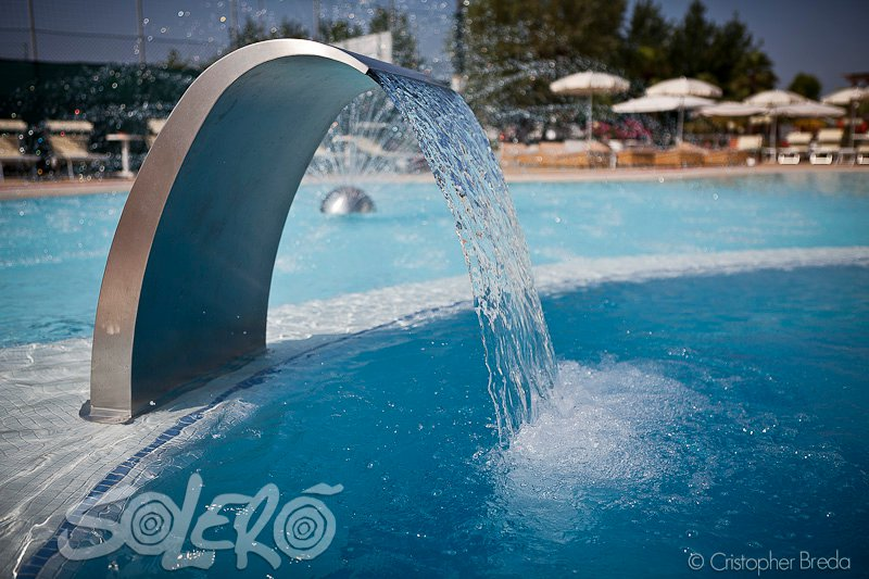 Casa Roman Italia - Openlucht zwembaden