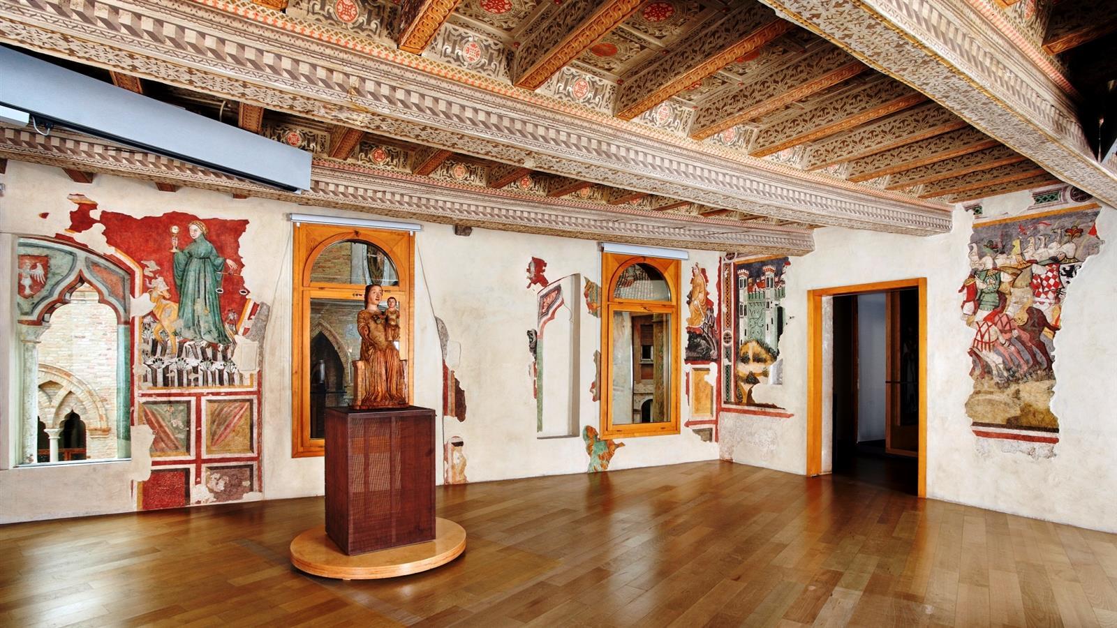 Casa Roman Italia - Musea